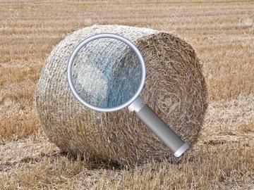 Demande: Recherche paille ou foin pour permaculture Dép: 33