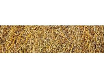 Vente : vend paille de blé en bottes rondes 120x125